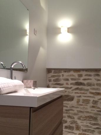Salle de bain -douche italienne Etage